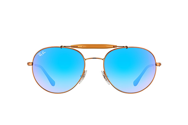 Ray-Ban RB 3540 198/8B perspective view