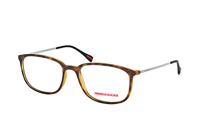 daac00abaf ... Glasses  Prada Linea Rossa SPECTRUM PS 03HV U61-1O1. null perspective  view ...