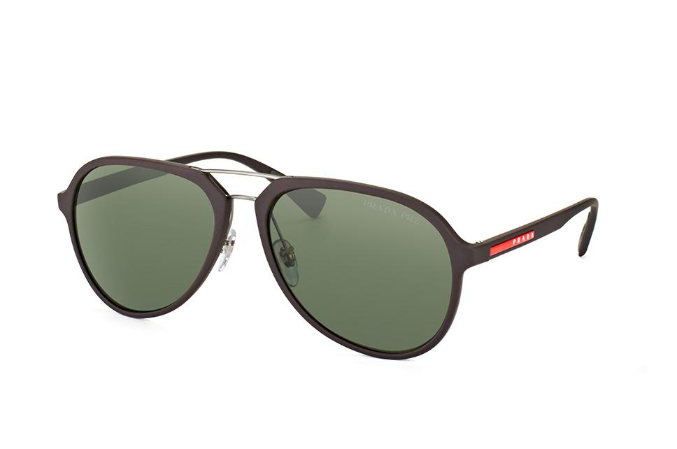 Linea Rossa PS 05Rs Ub0-5X1, Aviator Sonnenbrillen, Dunkelgrau