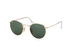 Ray-Ban Round Metal RB 3447 001 small klein