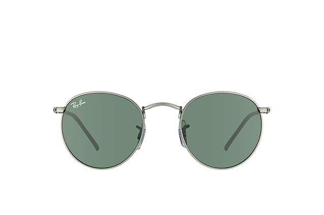 Ray-Ban Round Metal RB 3447 029 small vista en perspectiva