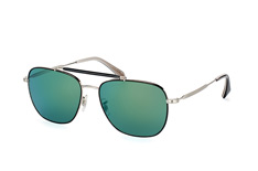 Paul Smith Roark PM 4079S 50636R, Aviator Sonnenbrillen, Schwarz