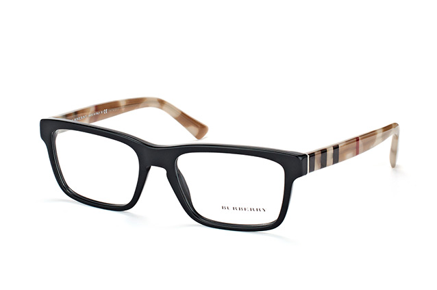 Burberry BE 2226 3600 vue en perpective