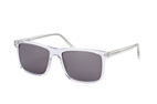 Michalsky for Mister Spex Grillinger 9855 Silver Transparent / Grey perspective view thumbnail