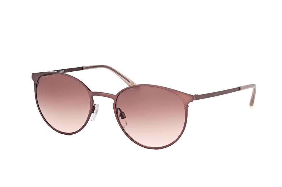 Marc O'polo Eyewear 505050 60, Round Sonnenbrillen, Braun