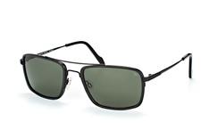 Titanflex 824082 10, Aviator Sonnenbrillen, Schwarz