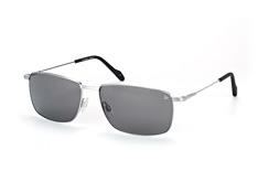 Titanflex 824077 00, Square Sonnenbrillen, Silber