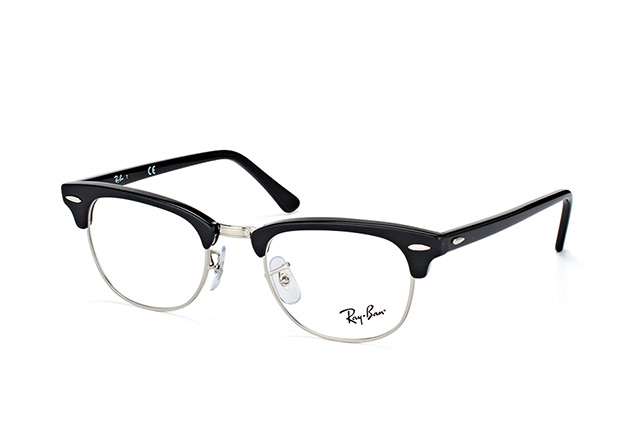 Ray-Ban Clubmaster RX 5154 2000 Perspektivenansicht