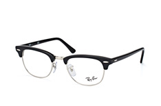 Ray-Ban Clubmaster RX 5154 2000 small klein
