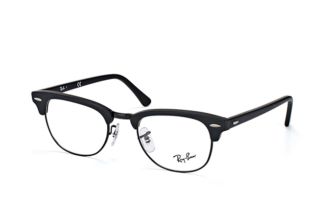 Ray-Ban Clubmaster RX 5154 2077 Perspektivenansicht