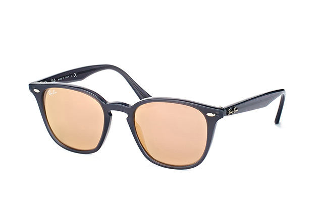 d02fb67711 ray ban rb 4258. Sentinel Ray-Ban Sunglasses 4258 601 71 Black ...