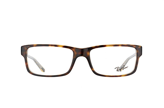 Ray-Ban RX 5245 5082 perspective view
