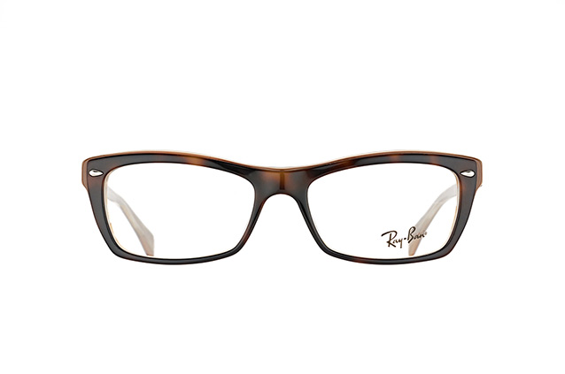 Ray-Ban RX 5255 5075 perspective view