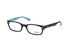 Ray-Ban RX 5150 5023, Narrow Brillen, Blau
