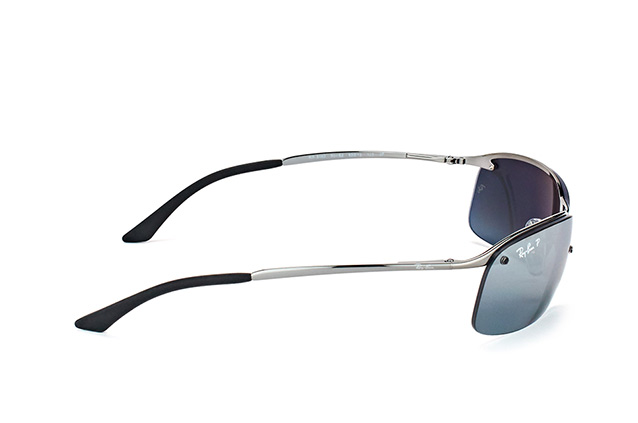 ... Ray Ban Top Bar RB 3183 004/82 Perspective ...