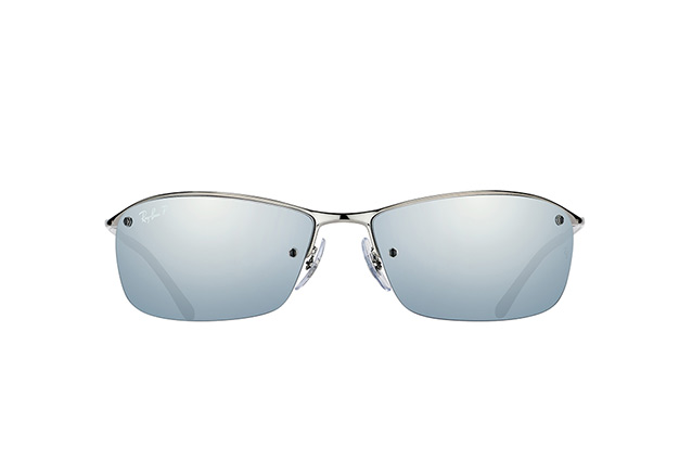Ray-Ban Top Bar RB 3183 004/82 Perspektivenansicht