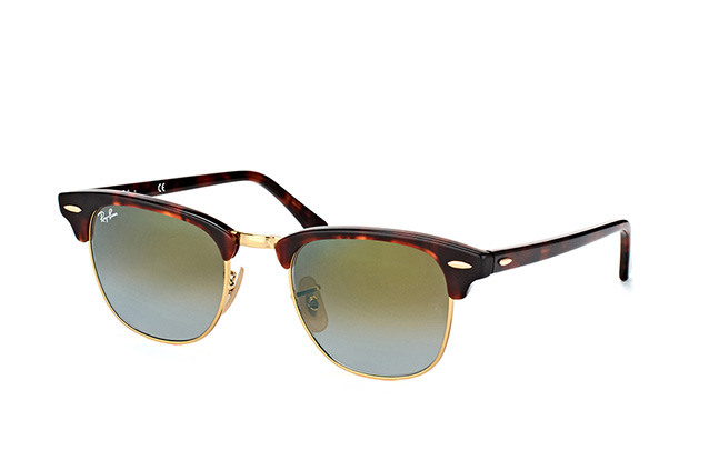 Ray-Ban Clubmaster RB 3016 990/9Jsmall vista en perspectiva