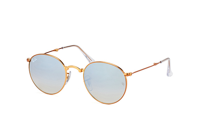 Ray-Ban RB 3532 198/9U small vista en perspectiva