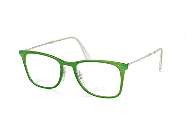 Ray-Ban Light Ray RX 7086 5643 Perspektivenansicht