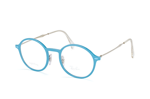 Ray-Ban Light Ray RX 7087 5638 Perspektivenansicht