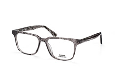 Blogger for Mister Spex Magdalena 001, Square Brillen, Grau
