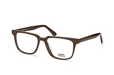 Blogger for Mister Spex Magdalena 002, Square Brillen, Braun