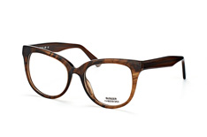 Blogger for Mister Spex Ricarda 002, Butterfly Brillen, Braun