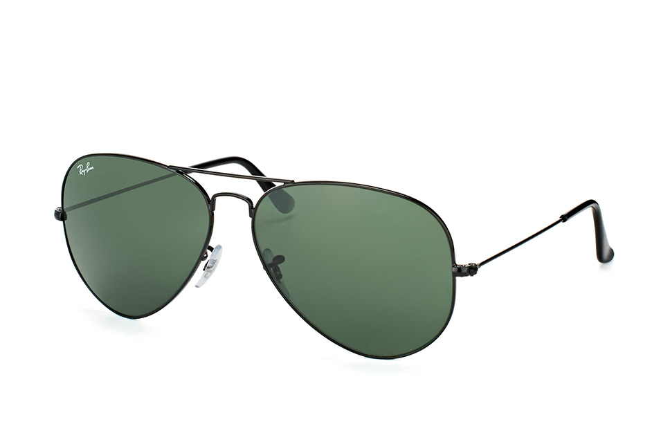 ray ban sonnenbrillen aviator größen