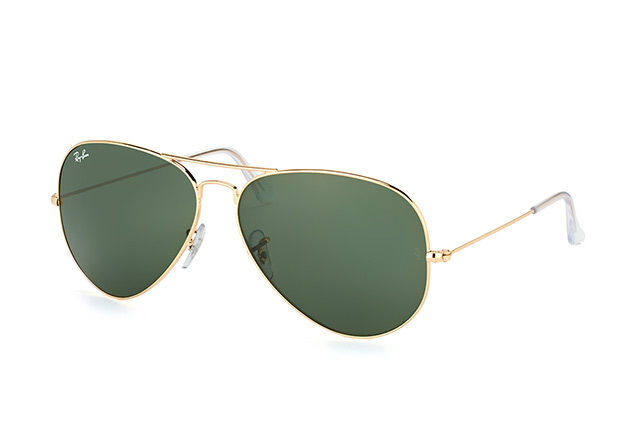 Ray-Ban Aviator II RB 3026 L2846 perspective view