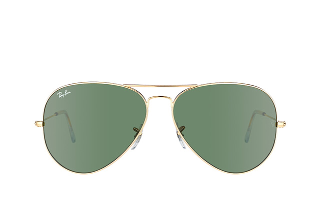 Ray-Ban Aviator II RB 3026 L2846 vista en perspectiva