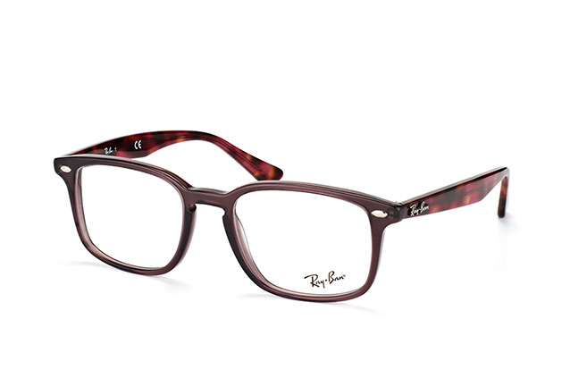 Ray-Ban RX 5353 5628 perspective view