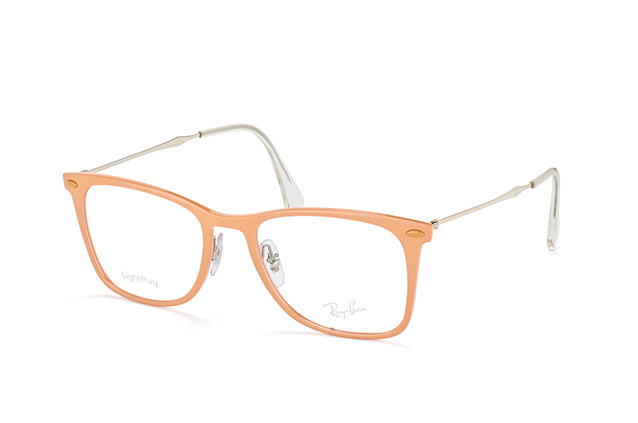 Ray-Ban Light Ray RX 7086 5642 vue en perpective