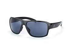Adidas Jaysor AD 20 00 6050, Sporty Sonnenbrillen, Schwarz