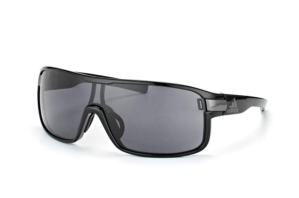 Zonyk L AD 03 00 6050, Singlelens Sonnenbrillen, Schwarz