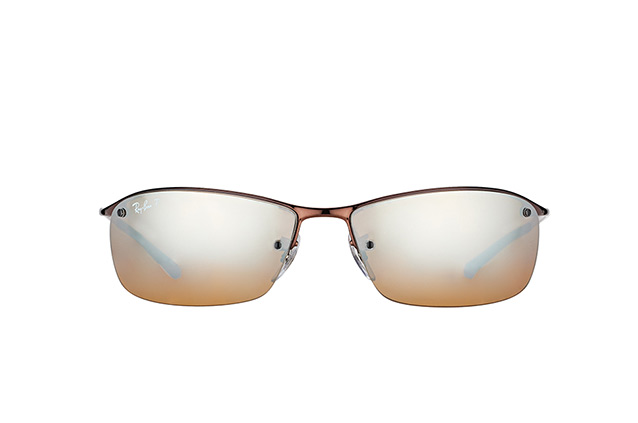 Ray-Ban Top Bar RB 3183 014/84 Perspektivenansicht