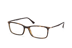 ray-ban-rx-7031-2301-rectangle-brillen-havana