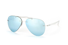 ray-ban-light-ray-rb-8058-003-30-aviator-sonnenbrillen-silber