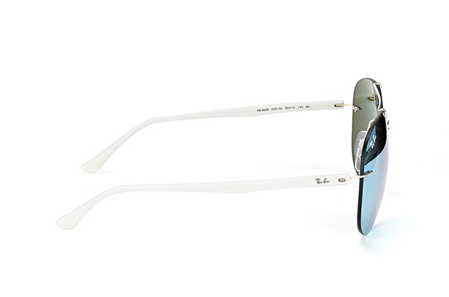 Ray-Ban Light Ray RB 8058 003/30 Perspektivenansicht
