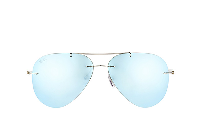 Ray-Ban Light Ray RB 8058 003/30 perspective view
