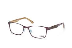 Mexx 5166 200, inkl. Gläser, Quadratische Brille, Damen - Preisvergleich