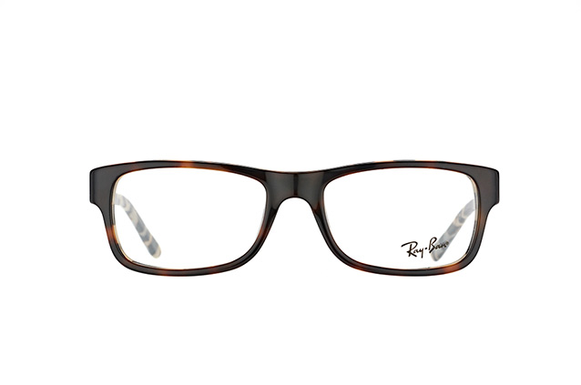 Ray-Ban RX 5268 5676 perspective view