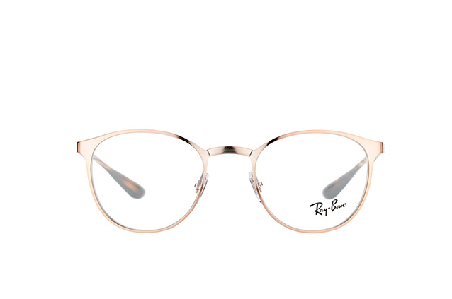 Ray-Ban RX 6355 2732 perspective view