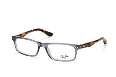 Ray-Ban RX 5277 5629, Rectangle Brillen, Grau