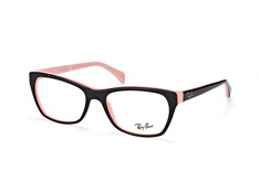 Ray-Ban RX 5298 5024, Butterfly Brillen, Rosa