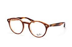 Ray-Ban RX 2180-V 5677, Round Brillen, Beige