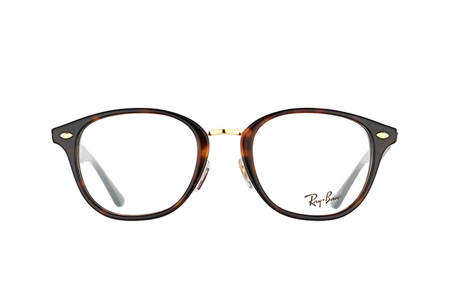 Ray-Ban RX 5355 5674 perspective view