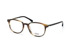 Lozza Cechov VL 4053 0Gr4, Round Brillen, Braun