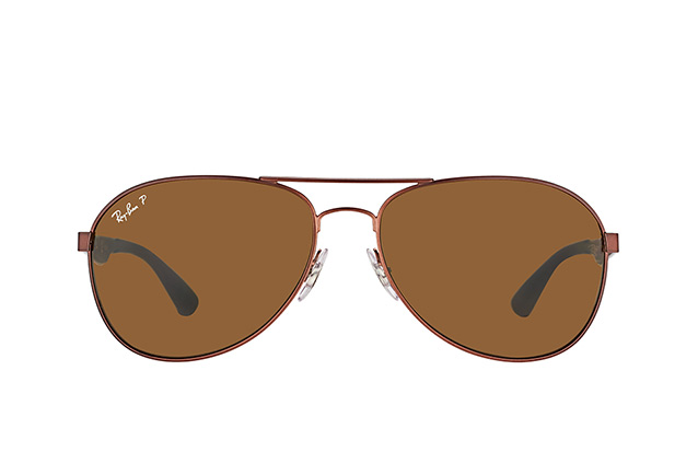 Ray-Ban RB 3549 012/83 large Perspektivenansicht