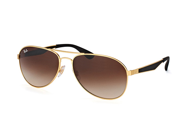 Ray-Ban RB 3549 112/13 large vista en perspectiva
