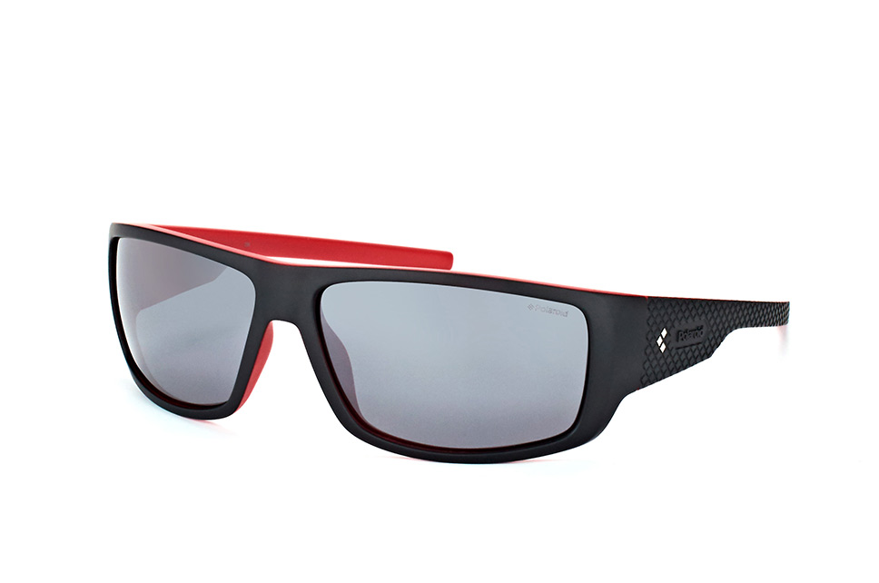 PLD 7006/s Vrajb, Sporty Sonnenbrillen, Rot